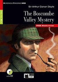 The Boscombe Valley Mistery - Niveau 2 (Bog + CD + Download)