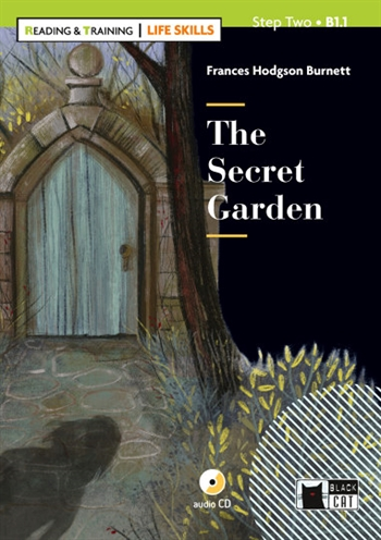 The secret garden - Niveau 2 (Bog + CD + Download)