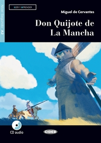 Don Quijote de la Mancha - Niveau 2 (Bog + CD + Download)