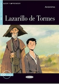 Lazarillo de Tormes - Niveau 2 (Bog + CD + Download)