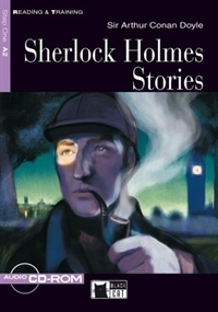 Sherlock Holmes Stories - Niveau 1 (Bog + CD + Download)