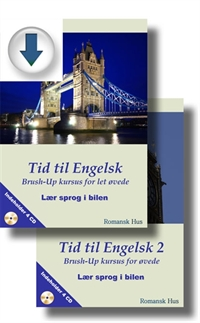 "Tid til Engelsk - ""Brush up"" Komplet - Mp3 Download"