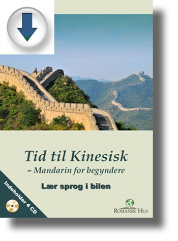 Tid til Kinesisk - Mandarin for begyndere - Download