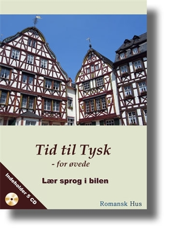 Tid til Tysk for øvede - CD-kursus